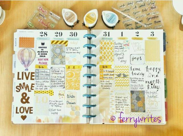happy_planner_week_13_yellow_theme_ferrywrites
