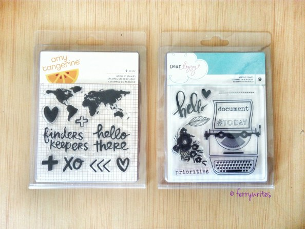 amy_tangerine_clear_stamps_ferrywrites
