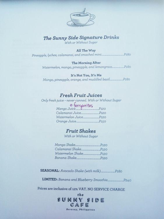 The_sunny_side_cafe_menu_3_ferrywrites