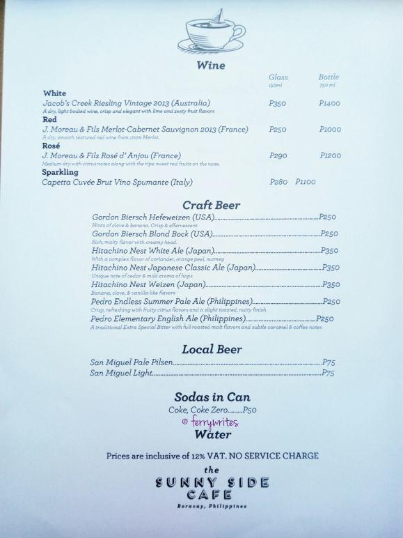 The_sunny_side_cafe_menu_4_ferrywrites